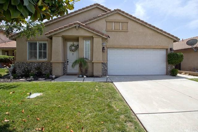 7617 Newberry Lane, Fontana, CA 92336 (#301582692) :: Whissel Realty