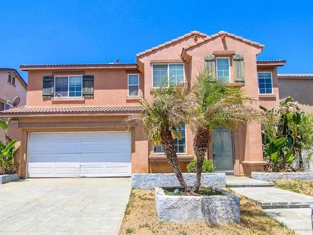 1523 Meadow Crest Road, Beaumont, CA 92223 (#301582851) :: Whissel Realty