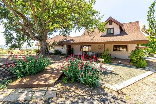 5455 High Ridge Road, Paso Robles, CA 93446 (#301582856) :: Whissel Realty