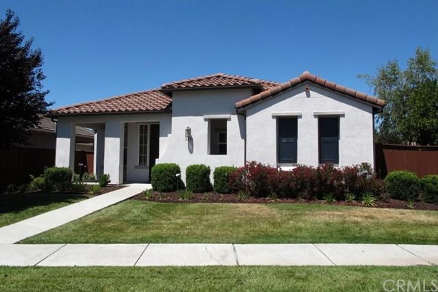 2450 Altadena Lane, Paso Robles, CA 93446 (#301583123) :: Whissel Realty