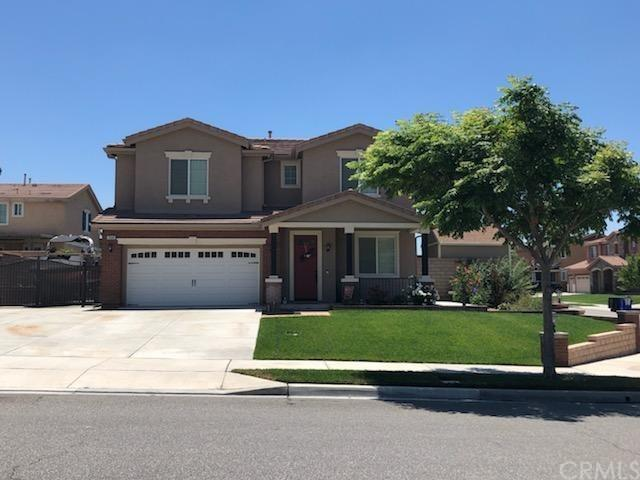 15345 Thistle Street, Fontana, CA 92336 (#301583181) :: Whissel Realty