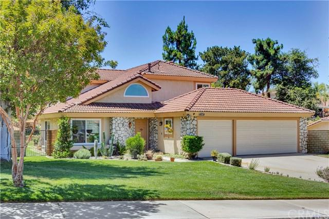 1302 Via Vista Drive, Riverside, CA 92506 (#301583581) :: Whissel Realty