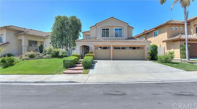 1865 Berryhill Drive, Chino Hills, CA 91709 (#301583597) :: Whissel Realty