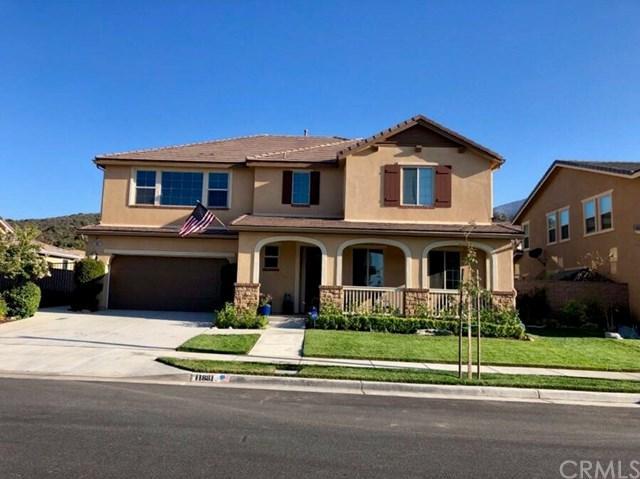 11881 Flicker Cove, Corona, CA 92883 (#301583627) :: Whissel Realty
