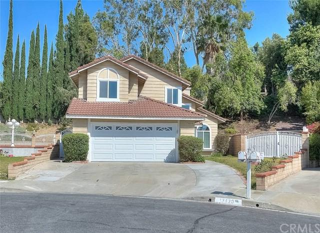 13439 Misty Meadow Court, Chino Hills, CA 91709 (#301583674) :: Whissel Realty