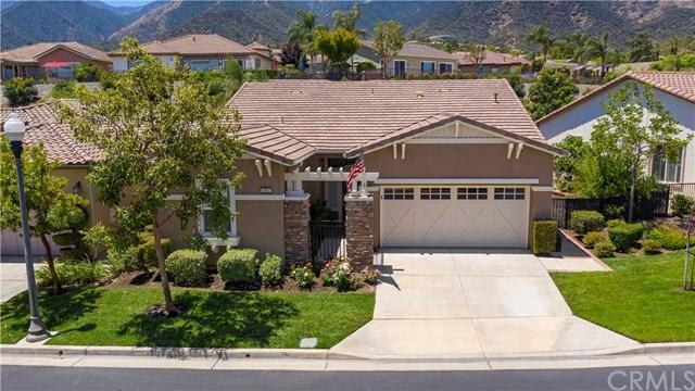 9097 Wooded Hill Drive, Corona, CA 92883 (#301583694) :: Whissel Realty