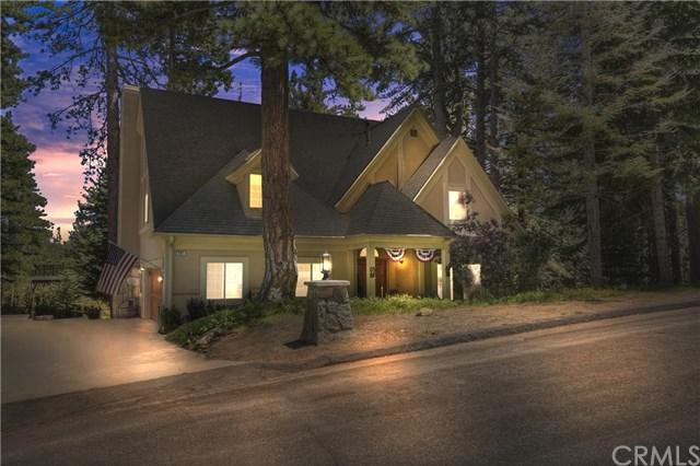 247 Squirrel Drive, Lake Arrowhead, CA 92352 (#301583898) :: Coldwell Banker Residential Brokerage