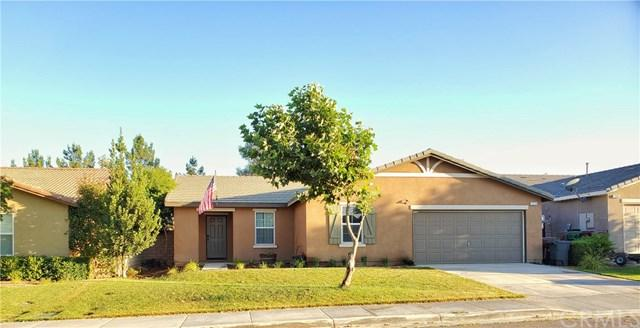 1273 Newton Street, Beaumont, CA 92223 (#301583935) :: Whissel Realty