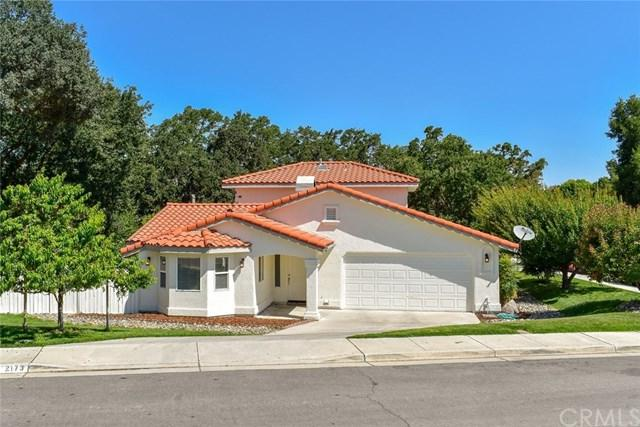 2173 Bel Air Place, Paso Robles, CA 93446 (#301583988) :: Whissel Realty