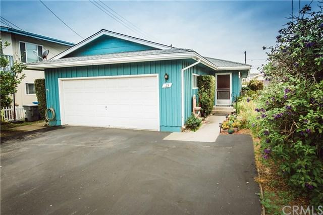 29 11th Street, Cayucos, CA 93430 (#301584394) :: Whissel Realty
