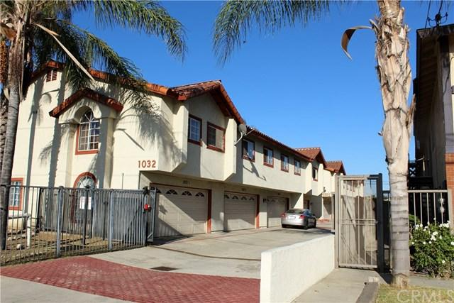 1032 Carob Way #9, Montebello, CA 90640 (#301584641) :: Ascent Real Estate, Inc.