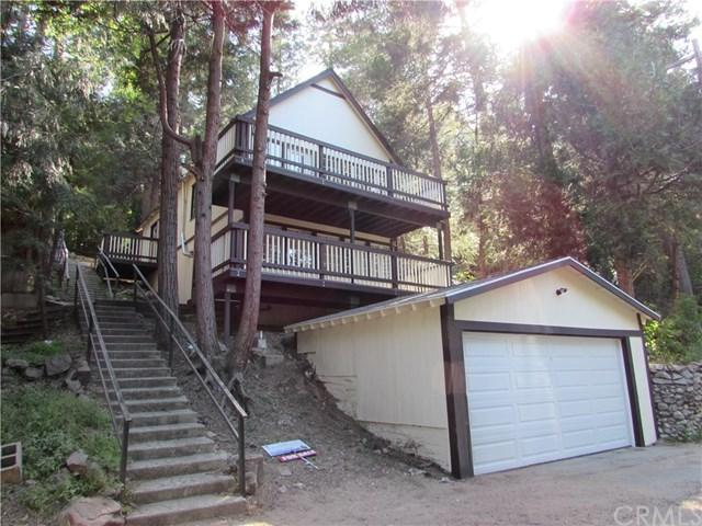 23853 Wildwood Lane, Crestline, CA 92325 (#301584779) :: Cane Real Estate