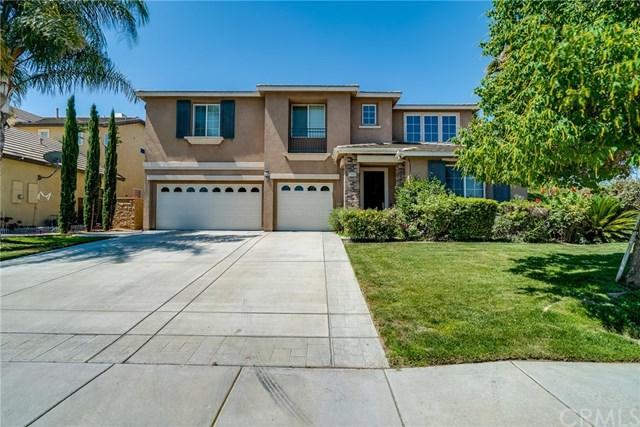 14489 Quarry Creek Court, Eastvale, CA 92880 (#301584821) :: Cane Real Estate