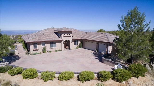 42405 Rolling Hills Drive, Aguanga, CA 92536 (#301585123) :: Coldwell Banker Residential Brokerage