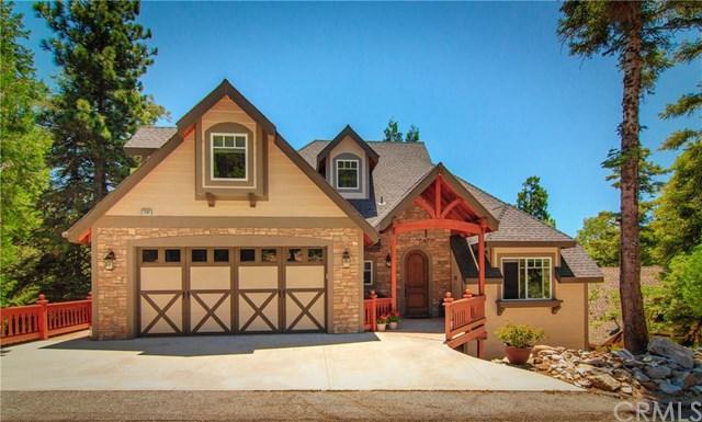 27391 Elmwood Drive, Lake Arrowhead, CA 92352 (#301585280) :: Coldwell Banker Residential Brokerage