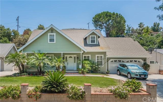 1084 W Arroyo Drive, Fullerton, CA 92833 (#301585647) :: Coldwell Banker Residential Brokerage