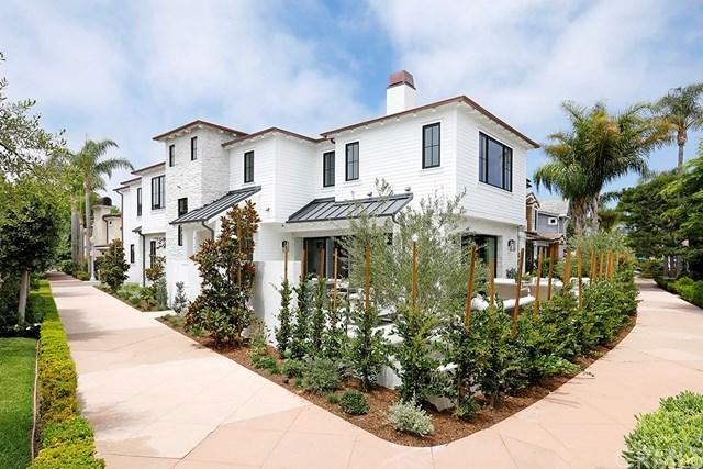 200 Via Cordova, Newport Beach, CA 92663 (#301585798) :: Coldwell Banker Residential Brokerage
