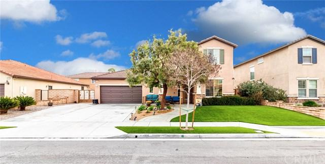 6078 Cripple Creek Drive, Eastvale, CA 92880 (#301586280) :: The Yarbrough Group