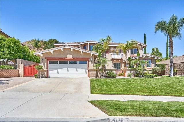 4176 Riviera Drive, Corona, CA 92883 (#301587051) :: Cane Real Estate