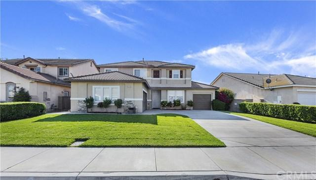 5724 Alexandria Avenue, Eastvale, CA 92880 (#301587218) :: The Yarbrough Group