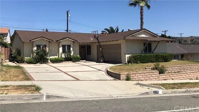 124 N Prospectors Road, Diamond Bar, CA 91765 (#301587283) :: Coldwell Banker Residential Brokerage