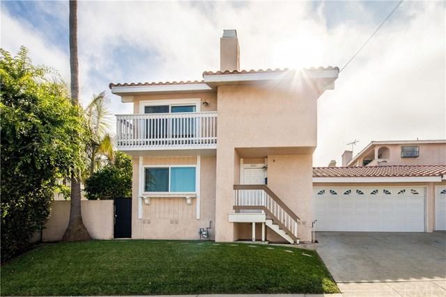 1107 Rindge Lane, Redondo Beach, CA 90278 (#301587400) :: Whissel Realty