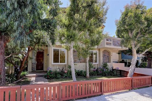 2210 Mathews Avenue A, Redondo Beach, CA 90278 (#301587413) :: Whissel Realty