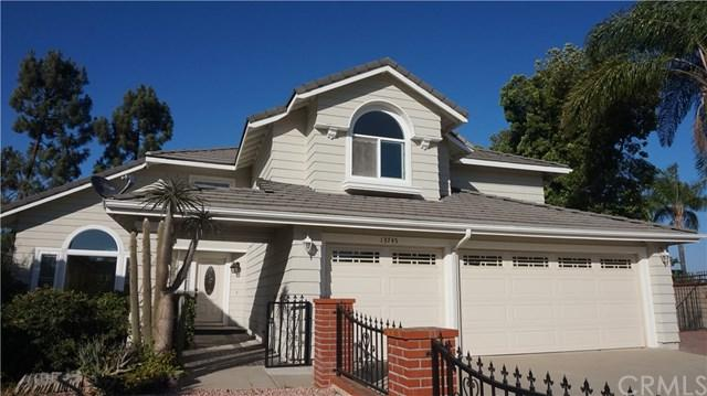 13745 Moonshadow Place, Chino Hills, CA 91709 (#301587687) :: Pugh | Tomasi & Associates