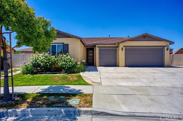 14961 Burrows Way, Eastvale, CA 92880 (#301587831) :: The Yarbrough Group