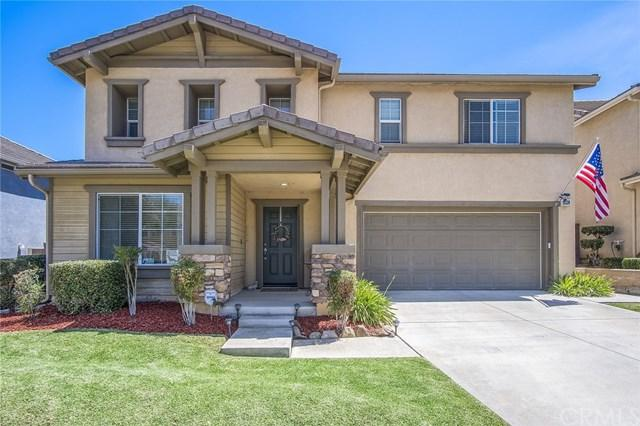 11226 Evergreen Loop, Corona, CA 92883 (#301587935) :: Cane Real Estate