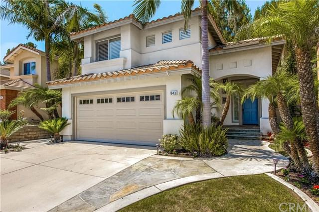 943 S Silver Star Way, Anaheim Hills, CA 92808 (#301589215) :: Coldwell Banker Residential Brokerage