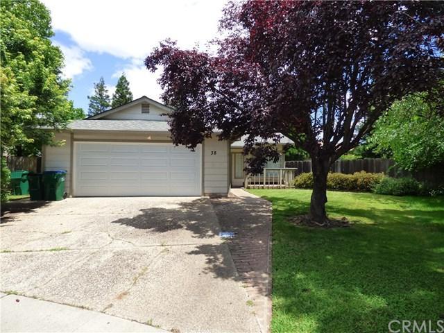 38 Garden Park Drive, Chico, CA 95973 (#301589530) :: Pugh | Tomasi & Associates