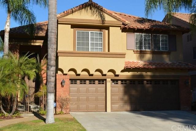 11 Mirino Drive, Mission Viejo, CA 92692 (#301589739) :: Pugh | Tomasi & Associates