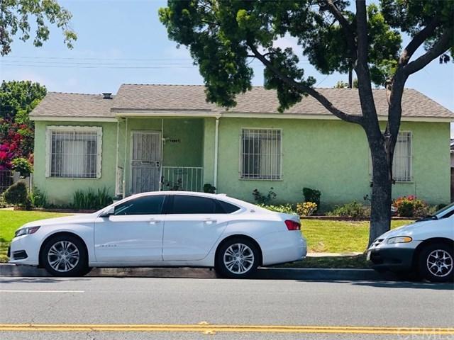 12207 S San Pedro Street, Los Angeles, CA 90061 (#301590401) :: Ascent Real Estate, Inc.