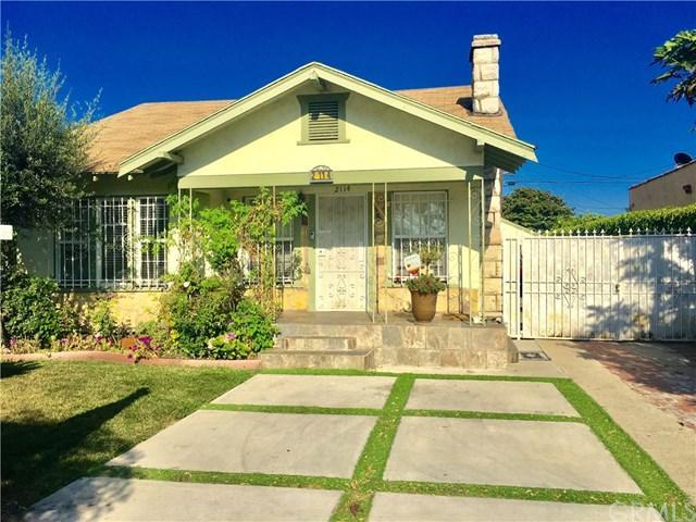 2114 S Cochran Avenue, Los Angeles, CA 90016 (#301590428) :: Ascent Real Estate, Inc.