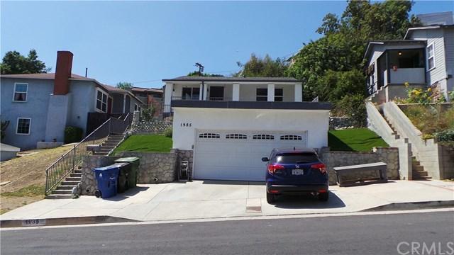 1985 Lansdowne Avenue, El Sereno, CA 90032 (#301590448) :: Ascent Real Estate, Inc.