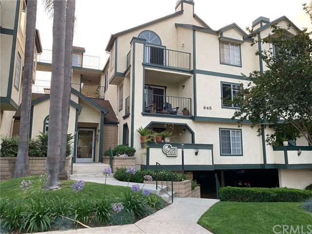 645 Ohio Avenue #404, Long Beach, CA 90814 (#301590472) :: Whissel Realty
