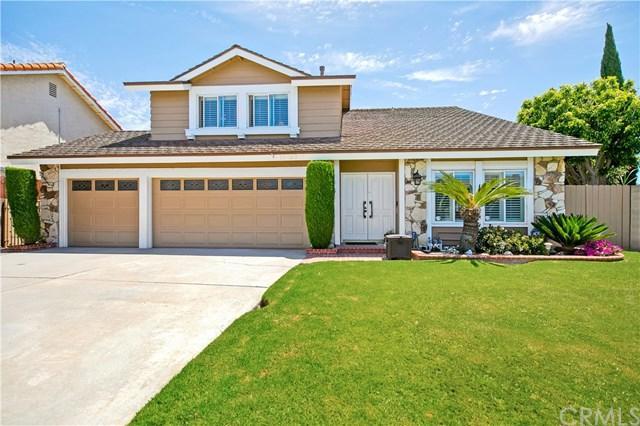 19452 Coralwood Lane, Huntington Beach, CA 92646 (#301590610) :: Coldwell Banker Residential Brokerage