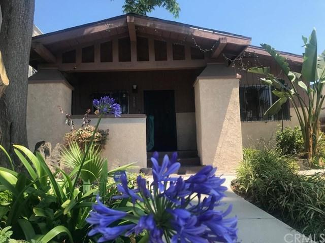 2804 S Palm Grove Avenue, Los Angeles, CA 90016 (#301591320) :: Coldwell Banker Residential Brokerage
