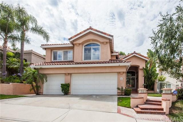 883 S Parkglen Place, Anaheim Hills, CA 92808 (#301591603) :: Coldwell Banker Residential Brokerage