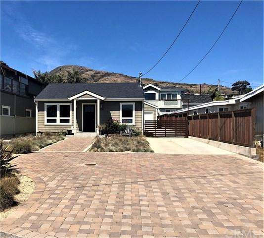 959 Pacific Avenue, Cayucos, CA 93430 (#301597104) :: Whissel Realty