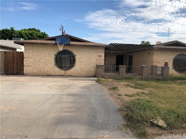 731 Holley Lane, Blythe, CA 92225 (#301597729) :: Whissel Realty