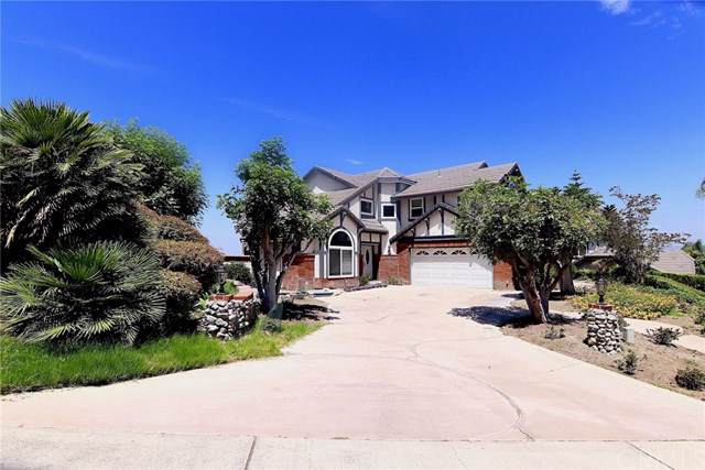 5041 E Chalice Lane, Anaheim Hills, CA 92807 (#301599366) :: Coldwell Banker Residential Brokerage
