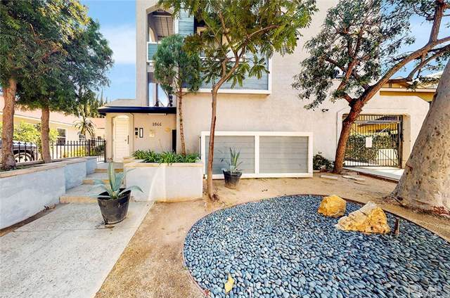 1066 Gladys Avenue #4, Long Beach, CA 90804 (#301600696) :: Coldwell Banker Residential Brokerage