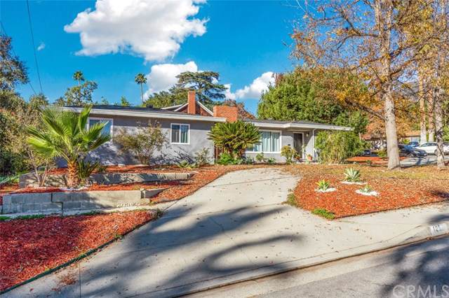 125 N Canon Avenue, Sierra Madre, CA 91024 (#301600754) :: Coldwell Banker Residential Brokerage