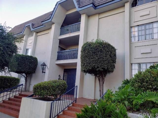 497 S El Molino Avenue #103, Pasadena, CA 91101 (#301601203) :: Whissel Realty