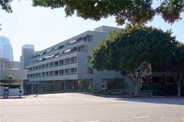 880 W 1st Street #217, Los Angeles, CA 90012 (#301602165) :: Coldwell Banker Residential Brokerage