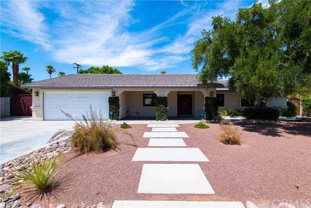 2388 E Via Escuela, Palm Springs, CA 92262 (#301602824) :: Coldwell Banker Residential Brokerage