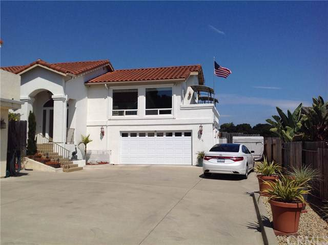 484 N Oak Park Boulevard, Grover beach, CA 93433 (#301602929) :: Compass