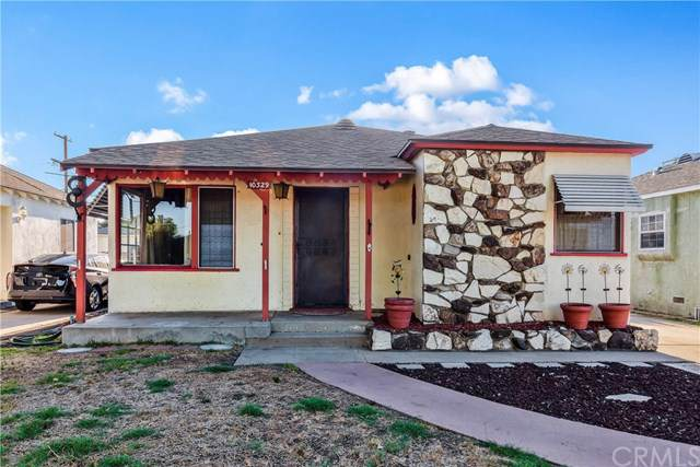 10329 Kauffman Avenue, South Gate, CA 90280 (#301603604) :: Whissel Realty